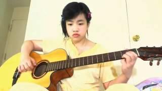 Anh Còn Nợ Em - Ngọc Nữ - Virginia Nguyễn - Guitar Solo