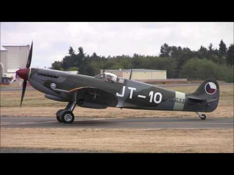 Vintage Aircraft Weekend 2016 - Battle Of Britain Commemoration