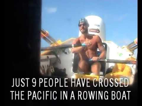 Ralph Tuijn Zeeman Ocean Challenge row across Pacific