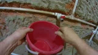 3).Очередной ремонт ванной комнаты.