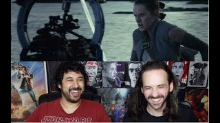Star Wars: The Last Jedi Behind The Scenes DISCUSSION & ANALYSIS!
