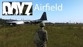 DayZ Xbox One Gameplay Airfield Guide & Clothing