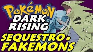 Pokémon Dark Rising (Detonado - Parte 13) - Light e O Conarp, O Fakemon