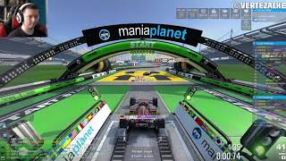 TRACKMANIA - Zaczynamy! :D | Vertez, Hunter, Purpose