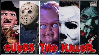 Guess the KILLER || Movie Quiz
