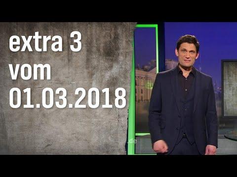 Extra 3 vom 01.03.2018  | extra 3 | NDR