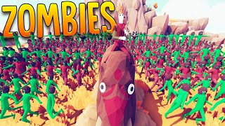The Night King, White Walkers & A Zombie Horde Invade TABS! - Totally Accurate Battle Simulator