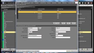 ULTIMATE - Customer Profile - Credit Card TAB