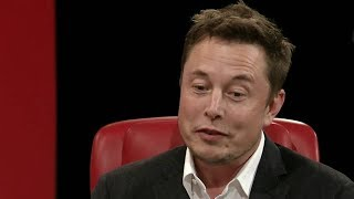 Elon Musk's Full Interview at Code Conference