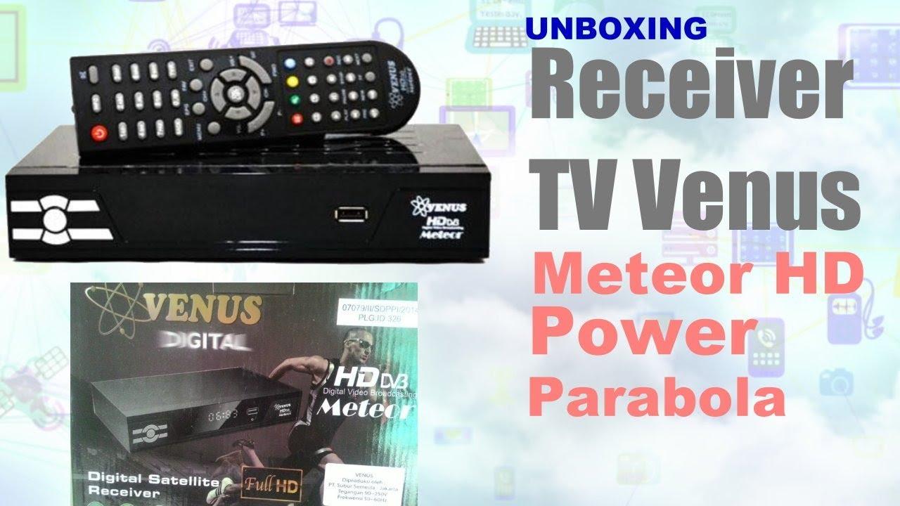 venus mirage digital satellite receiver