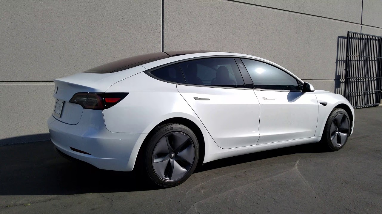 Tinting Windows - Los Angeles Area | Tesla Motors Club