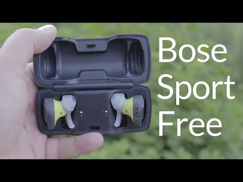 Review | Bose Soundsport Free Truly Wireless Buds!