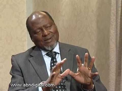 Former Mozambique President Joaquim Chissano - Part 1