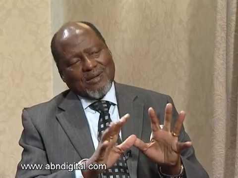 Former Mozambique President Joaquim Chissano - Part 1