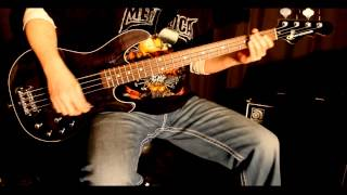 Harvester of Sorrow (Metallica) - Bass Cover