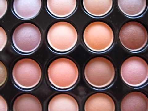 88 warm palette review comprinha paleta 88 sombras warm - Paleta de colores neutros ...