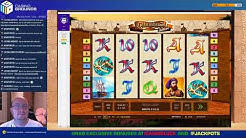 From 300 to 1000 in half an hour - crazy session on Novomatic slots!