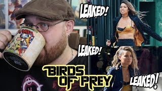 Birds of Prey Set Photos LEAKED!!! - Black Canary in ACTION!!!