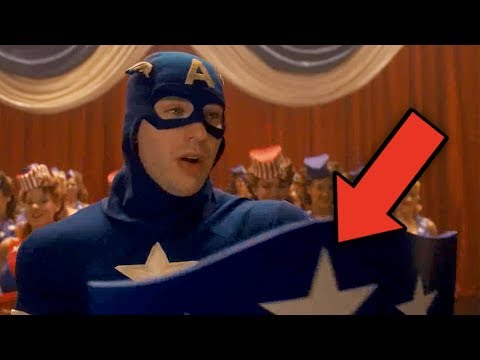 Captain America: The First Avenger (2011) - Easter Eggs & References - MCU Rewatch