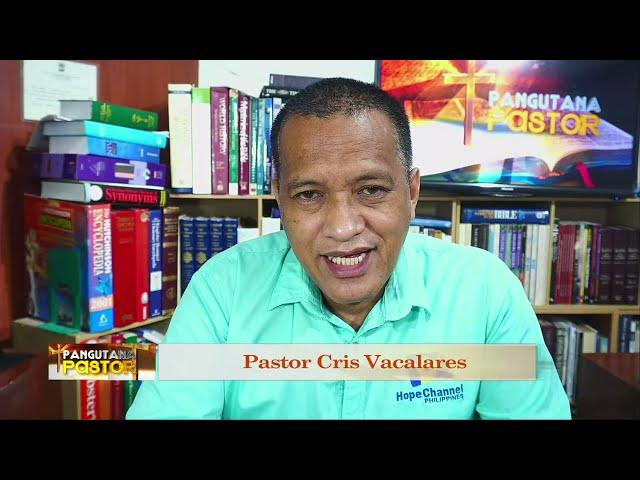 LIVE! Pangutana Pastor | October 21, 2021