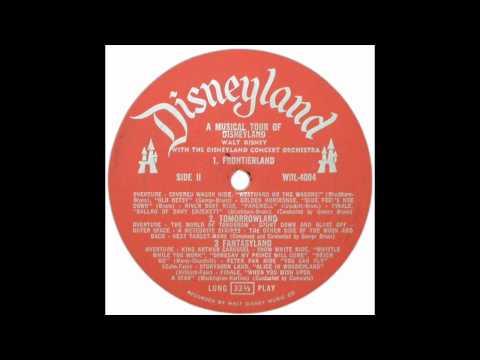 The Disneyland Concert Orchestra - Fantasyland (1956)
