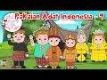 Pakaian Adat Indonesia  9  Budaya Indonesia  Dongeng Kita
