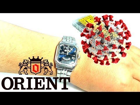 ORIENT – Как правильно носить наручные часы?