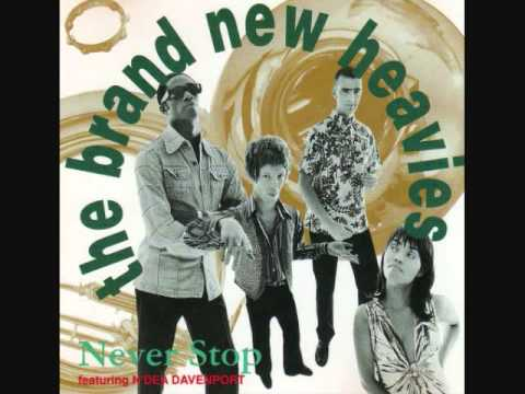 Never Stop - the Brand New Heavies 1991