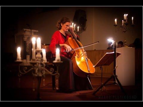 J.S.Bach: Cello Suite No.1 in G major / Monika Leskovar /Live in Samobor