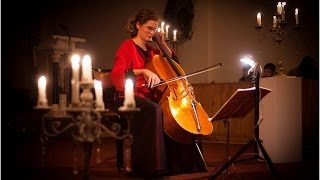 J.S.Bach - Cello Suite No.1 in G major - Monika Leskovar