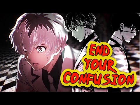 This video will hopefully END Your CONFUSION on Tokyo Ghoul:re Season 3