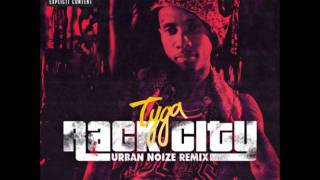 Rack City Remix feat Wale,Fabolous,Young Jeezy,Meek Mill & T.I - Tyga [Free Download][Lyrics]