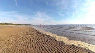 Белое море, прилив