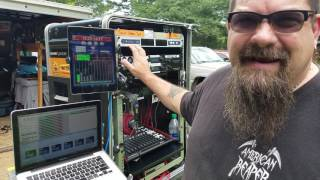 Ferrofish A32 Dante Follow Up from Atlanta Sound Guy