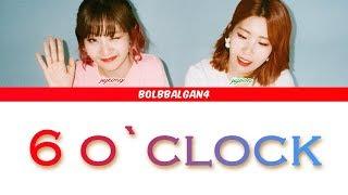 Bolbbalgan4 - 6 o'clock
