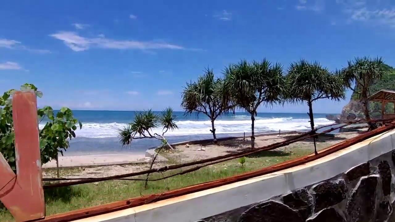 Vlog Jalan Jalan Ke Pantai Nguyahan Gunung Kidul Wonosari Jogjakarta 28 Youtube