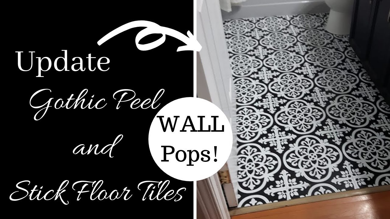Floor Pops L And Sticks Gothic Tiles