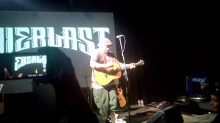 "Everlast ""Stone in my hand"" live @ Loftas 2014-11-12"
