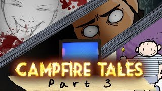 Campfire Tales Vol. 3 (3 Scary Stories - Animated)
