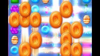Candy Crush Jelly Saga LEVEL 134 ★★★ STARS ( No boosters )