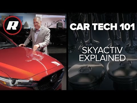 Car Tech 101: Mazda's Skyactiv engine technology is really something