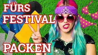 Baixar Festival Packliste + Tipps: KLEIDUNG || Schruppert