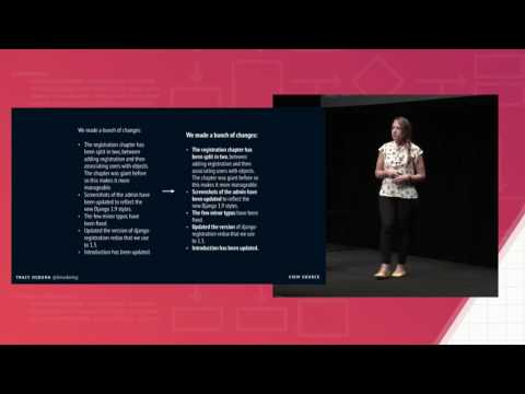 """""""Design for Non-Designers"""" - ViewSource Conference talk by Tracy Osborn"""