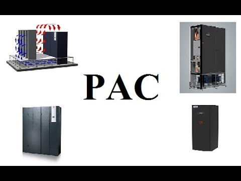 basics of precision air conditioner in hindi ii crac unit ii pac