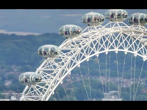 London Eye |Facts and Figures|