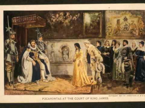 The Explorers, Part 3 (John Smith & Pocahontas)