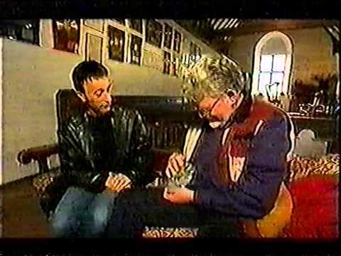 Robin Gibb about his Chinchilla