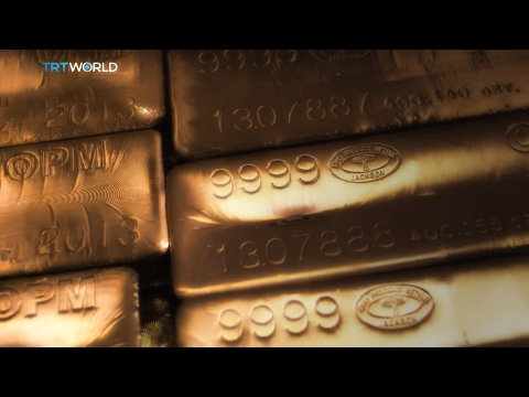Money Talks:  Gold demand rises as investor concerns over uncertainty