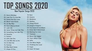 Top Hits 2020 - Best Pop Music Playlist 2020 - Top 40 Popular Songs 2020
