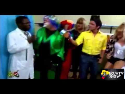Vivos 2013   Escholita Solitaria y el Dr  Car Bon Capitulo 21) ComediaEcuatoriana Vivos